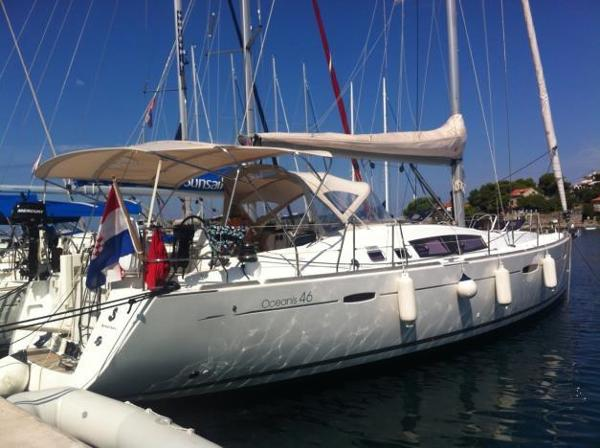 Beneteau Oceanis 46 (Private owner)