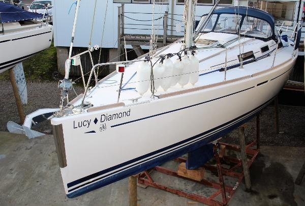 Dufour 34 Performance Dufour 34 Performance BSI Hamble