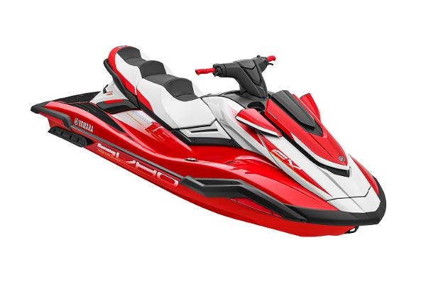 Yamaha WaveRunner FX Cruiser SVHO Manufacturer Provided Image
