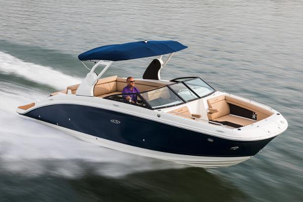 Sea Ray 270 Sundeck Manufacturer Provided Image