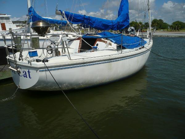 Catalina 30 MkI