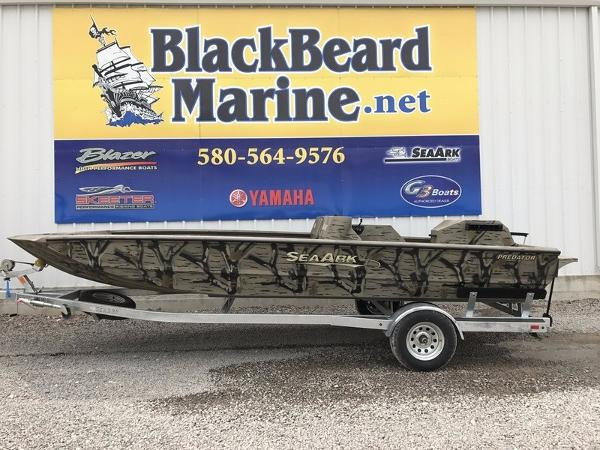Seaark 200 Predator Hybrid