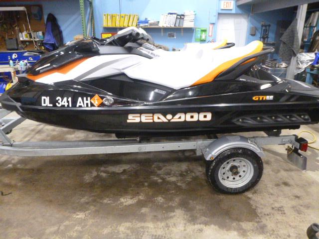 Sea-Doo GTI SE 130/155