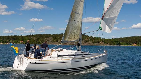 Arcona 340 Arcona 340 Sailing