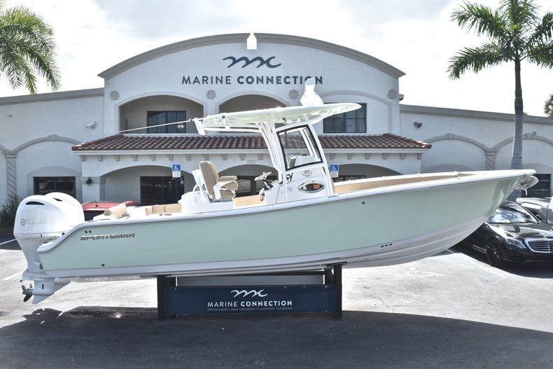 Sportsman Open 282 Center Console