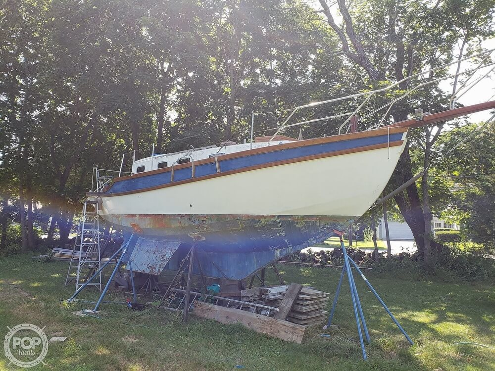 Golden Hind 31 1977 Golden Hind 31 for sale in Rye, NH