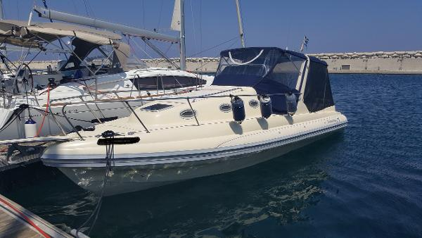 Oceanic 9.60 Cabin Oceanic 9.60 Cabin for sale in Greece by Alvea Yachts