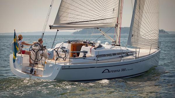 Arcona 380 Arcona 380 Sailing