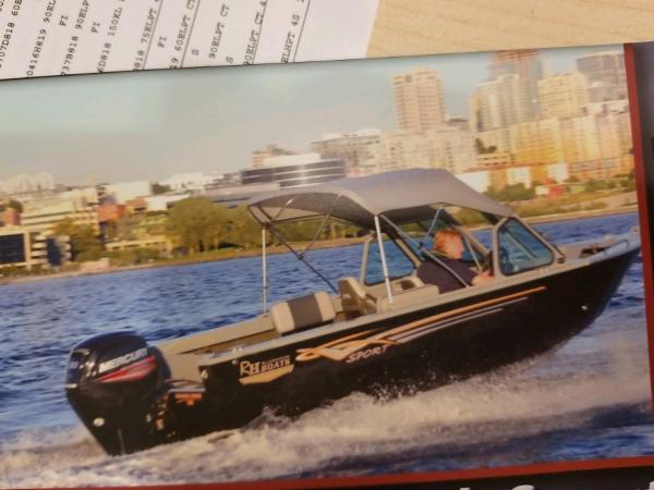 Rh Boats 180 SH