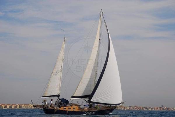 Custom Cantiere Navale Adriatica Endurance 42 CANTIERE NAVALE ADRIATICA - ENDURANCE 42 - exteriors