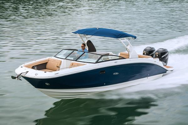 Sea Ray SDX 290 Outboard Manufacturer Provided Image