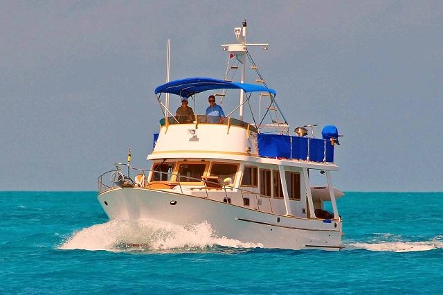 "Marine Trader ""36"" Trawler"