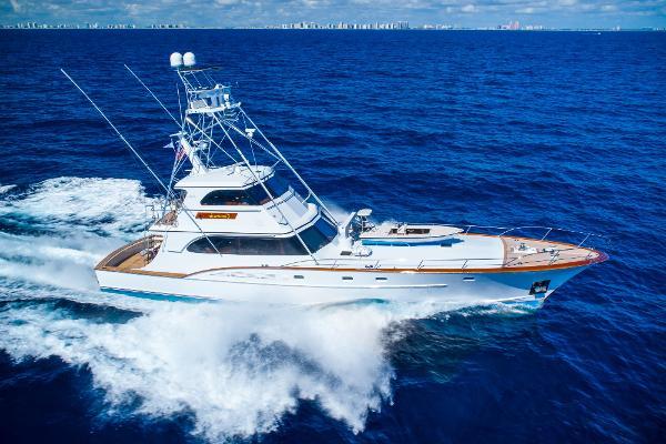 Feadship Yacht Fisherman