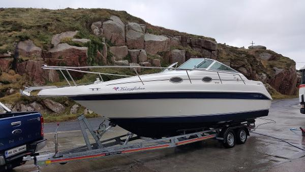 2005 Sea Ray 215 Weekender  Leitrim Ireland