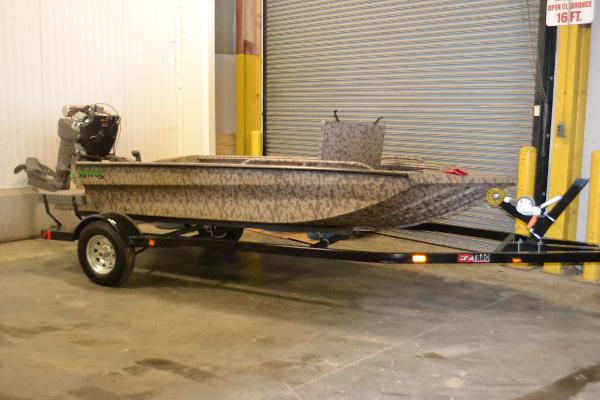 Havoc Boats 1556 MSTC