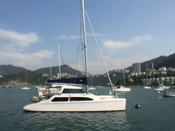 Seawind 1000 XL2 Seawind 1000 XL2 - Profile