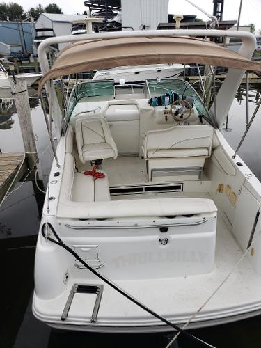 Larson Cabrio Boot ~ Faria Newport 4 IN 1 Multi Anzeige ~ Rand ~ Volt ~ Öl ~