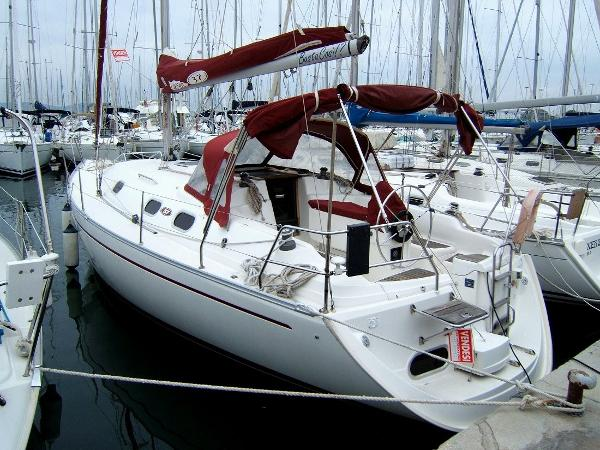 Dufour Gib'Sea 37