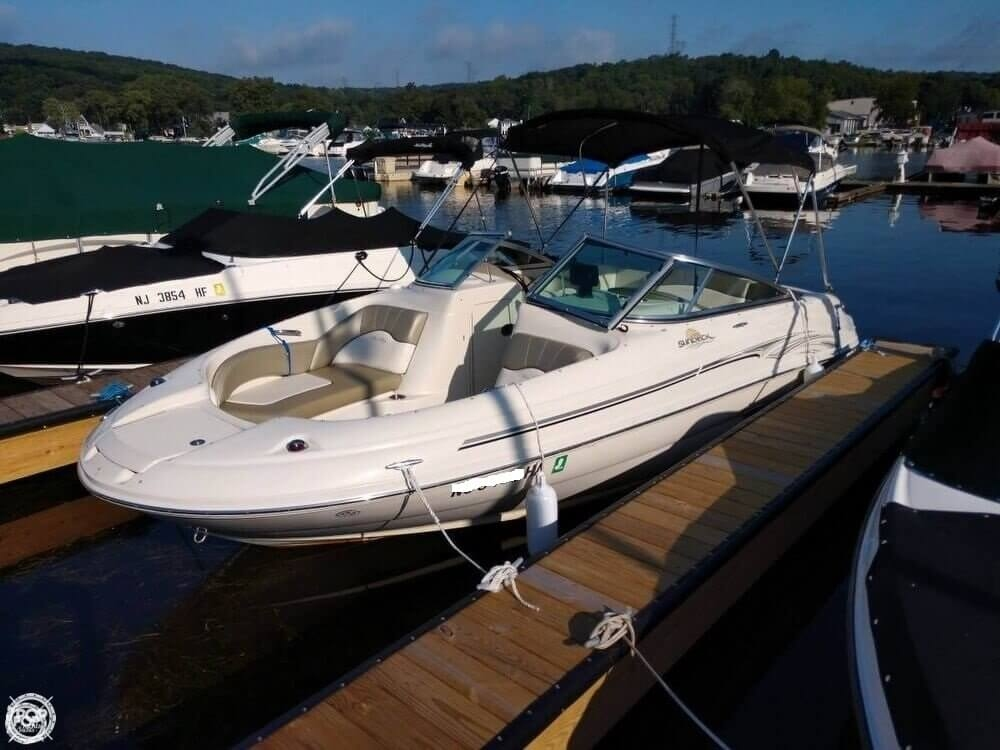 Sea Ray 200 Sundeck 2006 Sea Ray Sundeck 200 for sale in Lake Hopatcong, NJ
