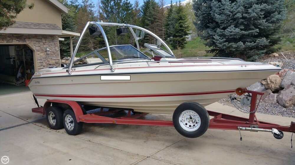 Sea Ray 210 BR 1989 Sea Ray 210 BR for sale in Alpine, UT
