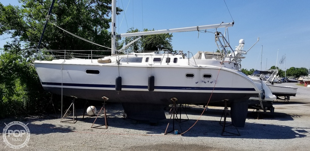 Hunter 410 2002 Hunter 410 for sale in Staten Island, NY