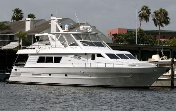 Tarrab Tarrab Motor Yacht