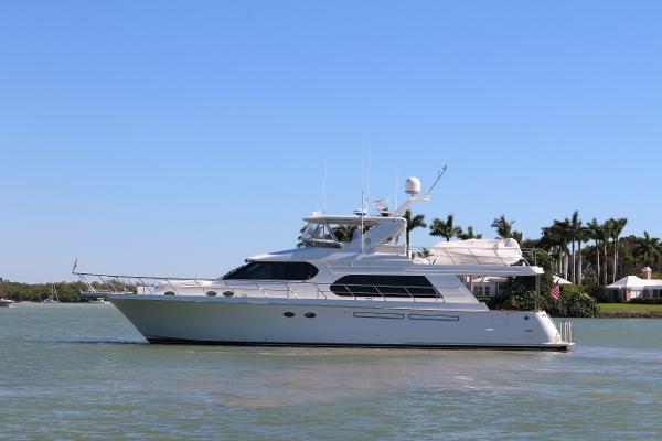 Ocean Alexander 64 Pilothouse Motor Yacht Profile