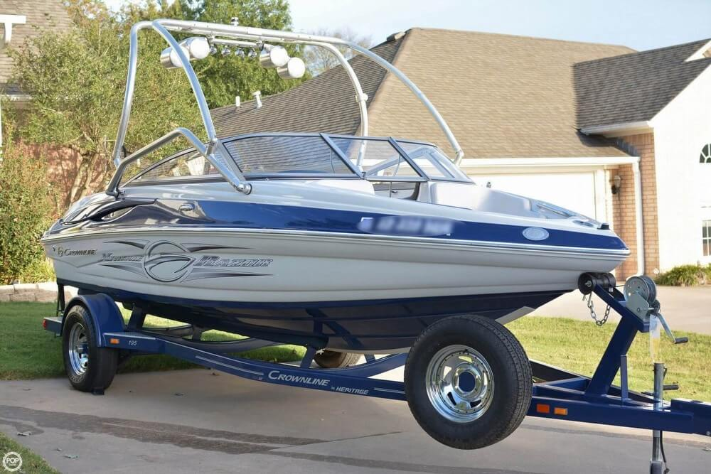 Crownline 195 SS 2012 Crownline 195 SS for sale in Cookson, OK