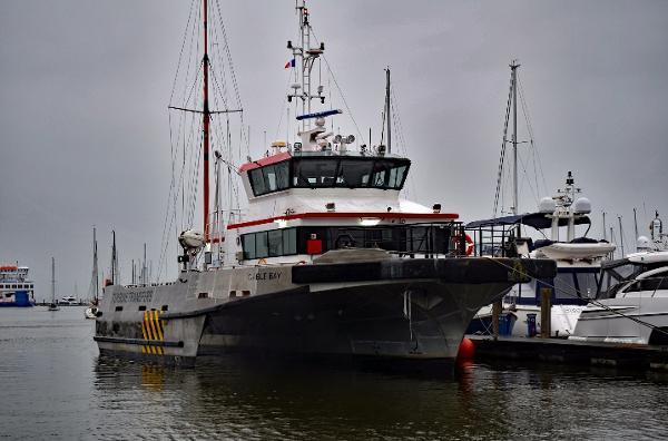 Custom Austal Wind Express Tri Swath 27