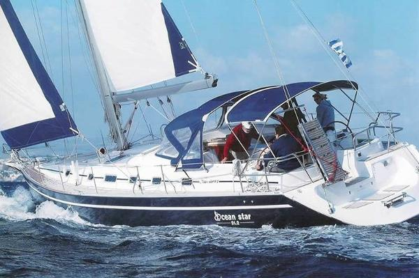 Ocean Star 51.2 / Charter version