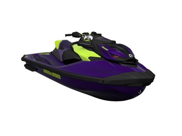 Sea-Doo RXP®-X® 300 IBR & Sound System Midnight Purple