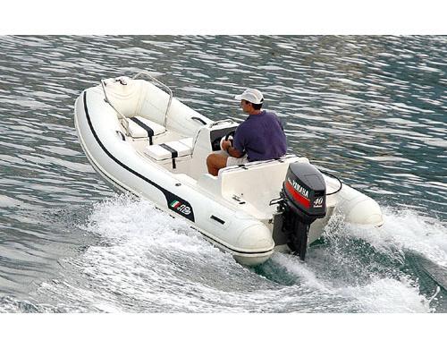 AB Inflatables Nautilus 12 DLX