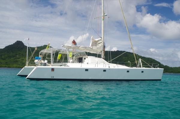 Catamaran Marc Pinta Pastorale