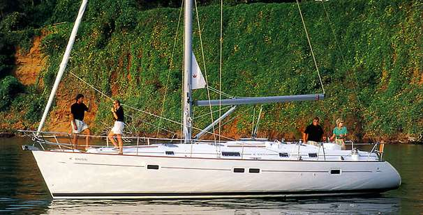 Beneteau 411 Manufacturer Provided Image