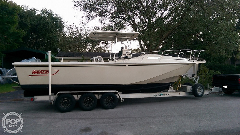 Boston Whaler 27 Center Console Cuddy 1988 Boston Whaler 27 Cuddy for sale in Miami, FL