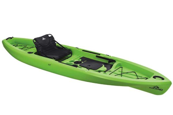 Ascend 12T Sit-On (Lime)