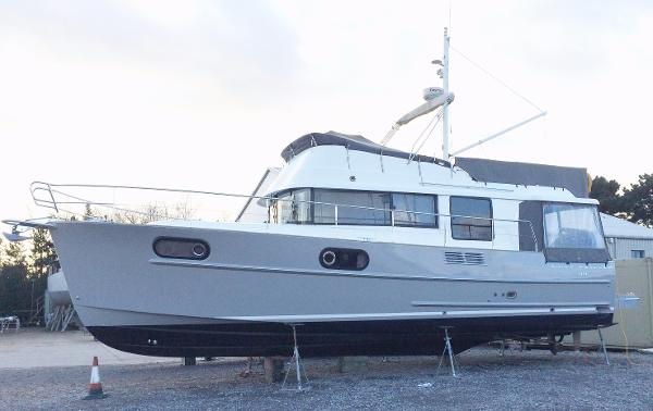 Beneteau Swift Trawler 44 Taken - Jan 2017