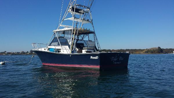 Rampage 31 Sportfish