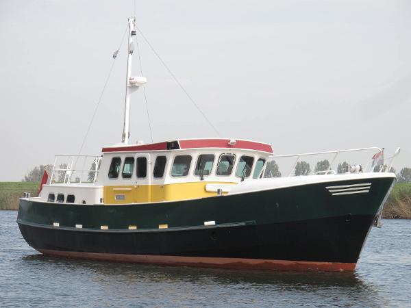 Bekebrede Trawler Long Range