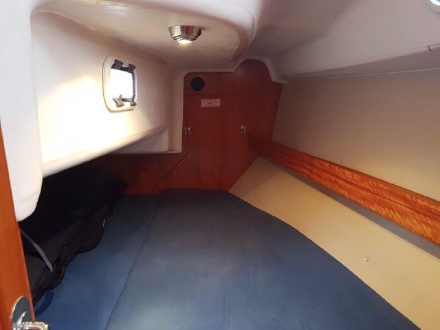 Bavaria 34 stern cabin