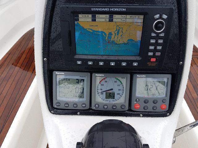 Bavaria 34 navigation equipement