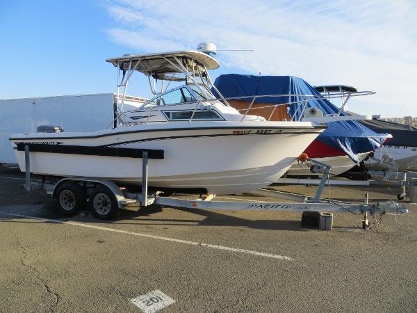 Grady-White 208 Adventure w/Trailer Actual Boat