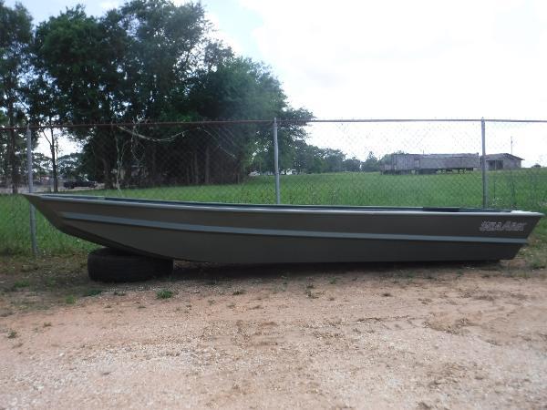 SeaArk 1648 MV