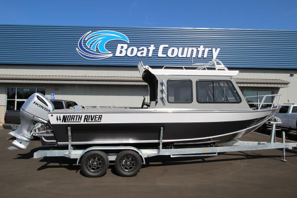 North River 24' Seahawk - Hardtop