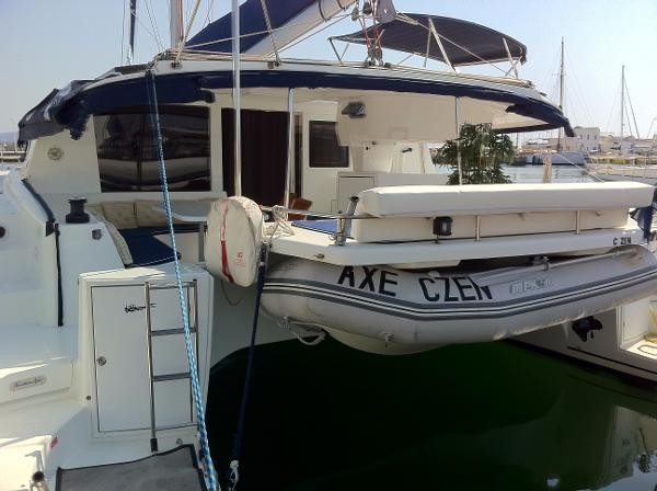 Fountaine Pajot Salina 48 Fountaine Pajot Salina 48