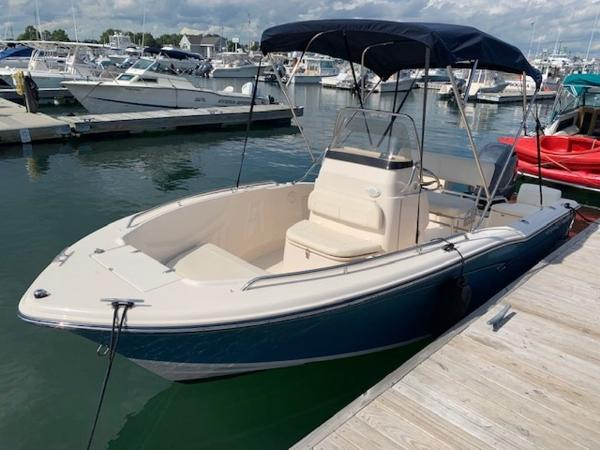 Grady-White 18' FISHERMAN