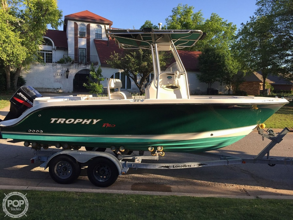 Trophy PRO 2103 2003 Trophy Pro 2103 for sale in Cheyenne, OK