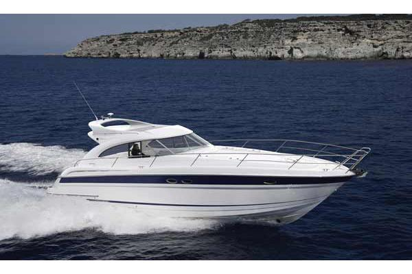 Bavaria Motor Boats 42 Sport HT Manufacturer Provided Image