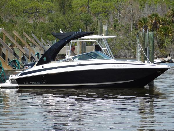 Regal 24 Fasdeck Profile