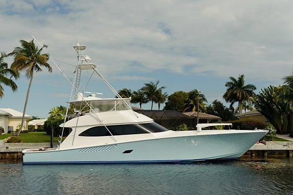 Viking 82 Convertible NINA MARIE